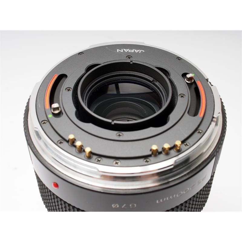 Bronica 200mm F4.5 PS Thumbnail Image 2