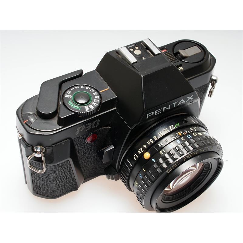 Pentax P30 + 50mm F1.7 Thumbnail Image 2