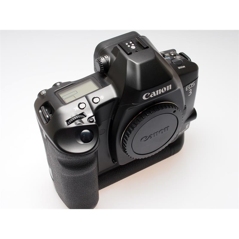 Canon EOS 3 + BP-E1 Battery Grip Thumbnail Image 2