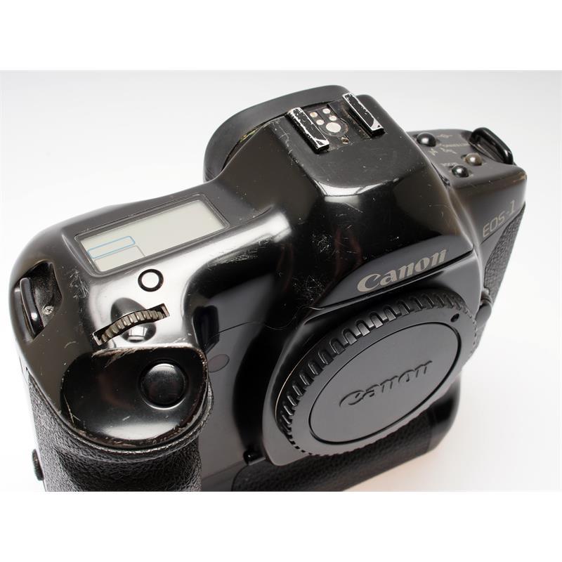 Canon EOS 1 + E1 Booster Thumbnail Image 2