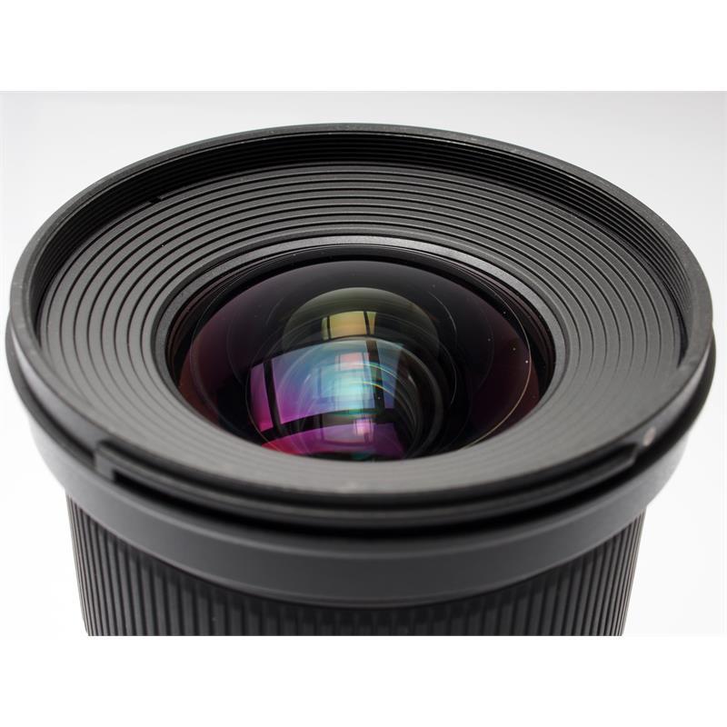 Samyang 20mm F1.8 ED AS UMC FE V - Sony E Thumbnail Image 1