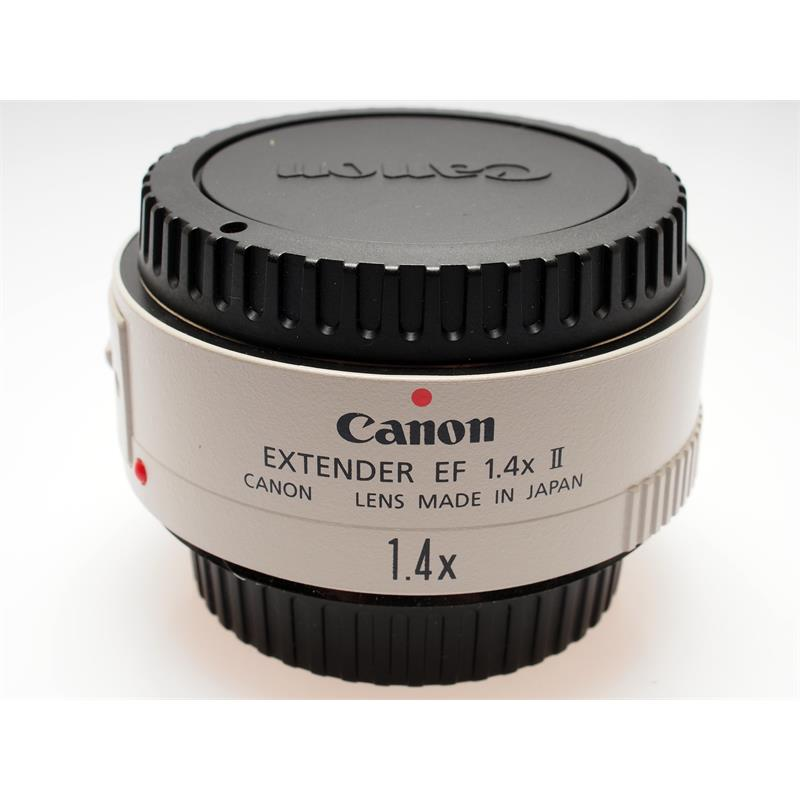 Canon 1.4x EF II Extender Thumbnail Image 0