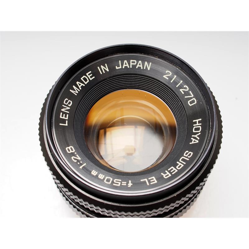 Hoya 50mm F2.8 Super EL Thumbnail Image 1