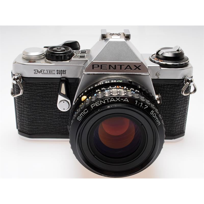 Pentax ME-Super Chrome + 50mm F1.7 Image 1