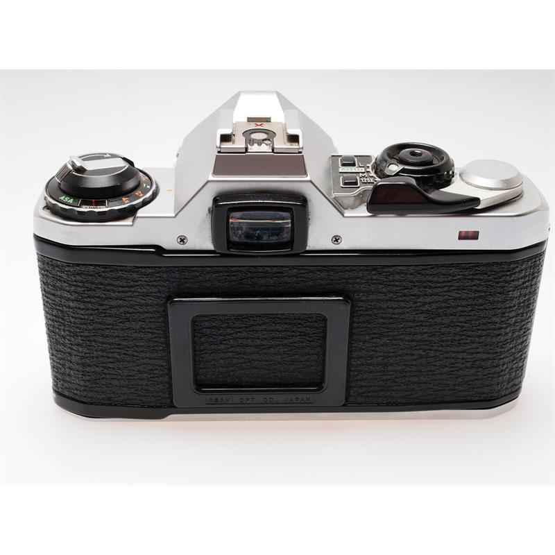 Pentax ME-Super Chrome + 50mm F1.7 Thumbnail Image 1