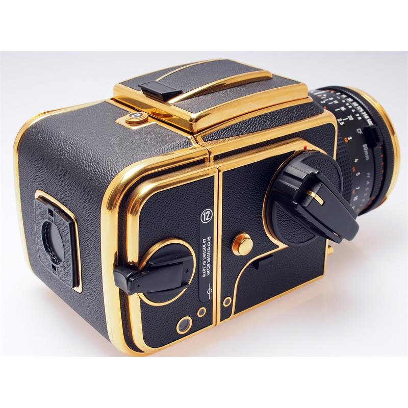 Hasselblad 500CM Gold Edition Thumbnail Image 1