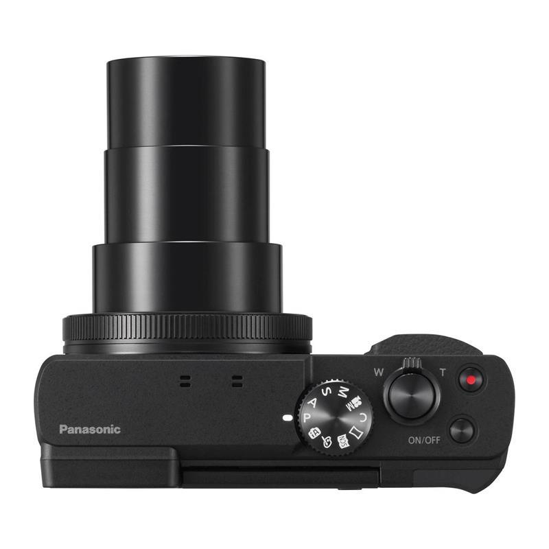 Panasonic DMC TZ90 - Black Thumbnail Image 2
