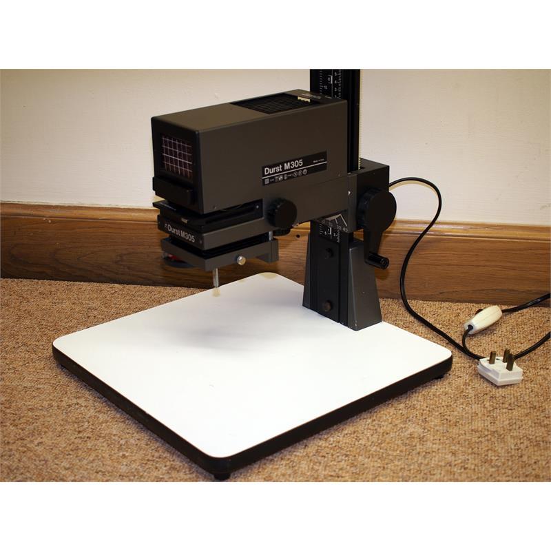 Durst M305 B+W Enlarger + 50mm f2.8 EL Nikkor Thumbnail Image 0