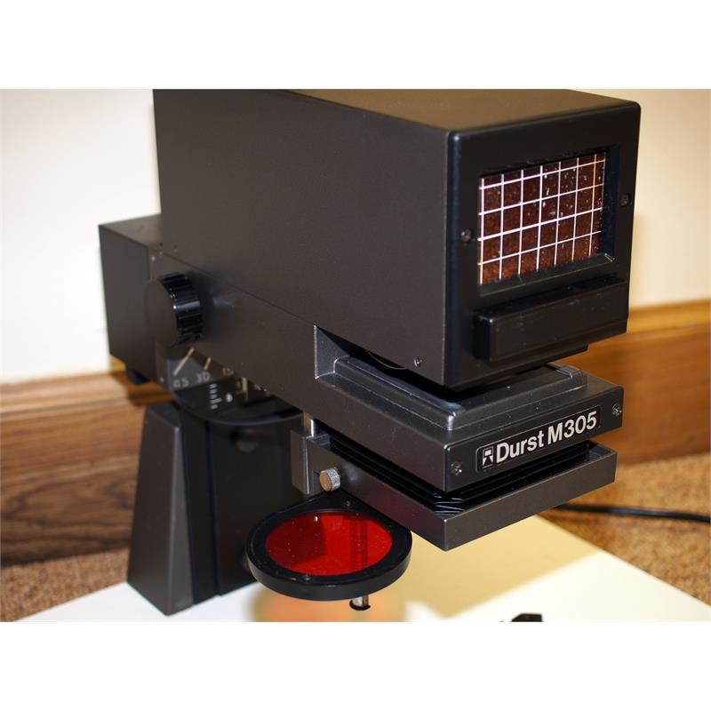 Durst M305 B+W Enlarger + 50mm f2.8 EL Nikkor Thumbnail Image 1