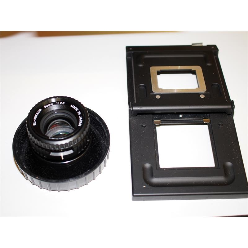 Durst M305 B+W Enlarger + 50mm f2.8 EL Nikkor Thumbnail Image 2
