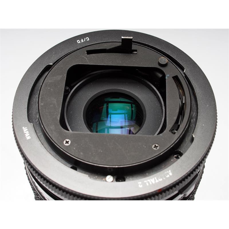Tamron 28-80mm F3.5-4.2 CF - Canon FD Thumbnail Image 2