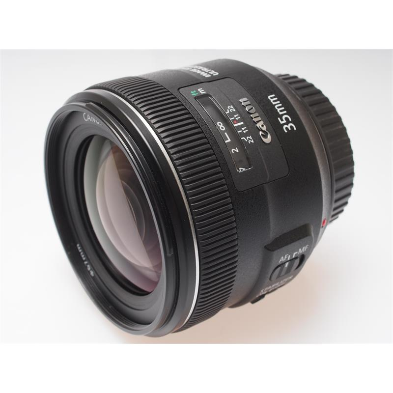 Canon 35mm F2 IS USM Thumbnail Image 0