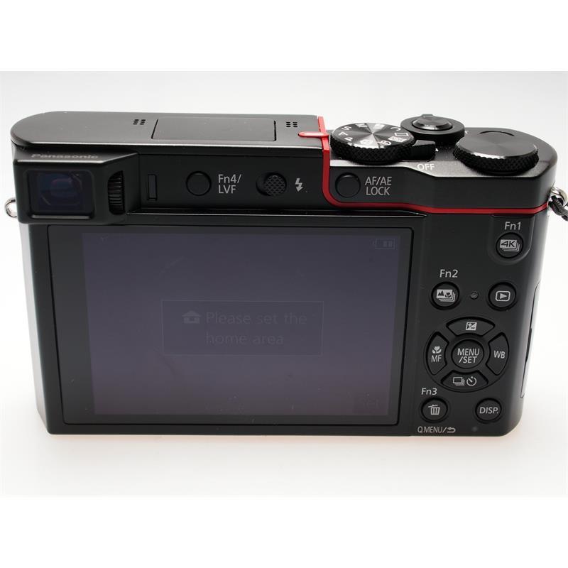 Panasonic DMC TZ100 - Black Thumbnail Image 1