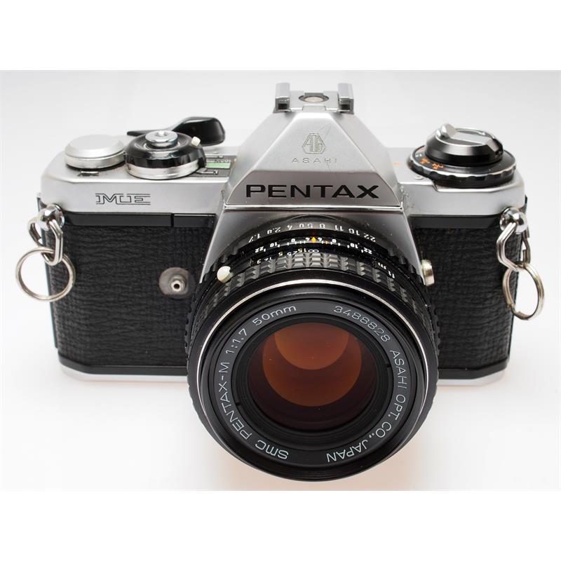 Pentax ME Chrome + 50mm F1.7 Thumbnail Image 0