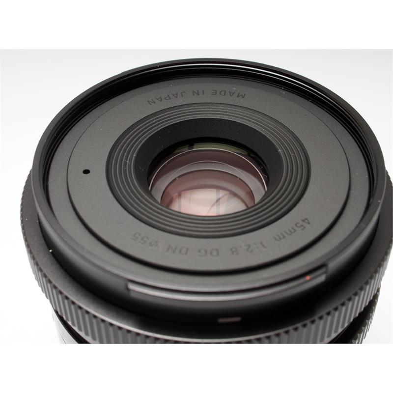 Sigma 45mm F2.8 DG DN Contemporary - Sony E Thumbnail Image 1