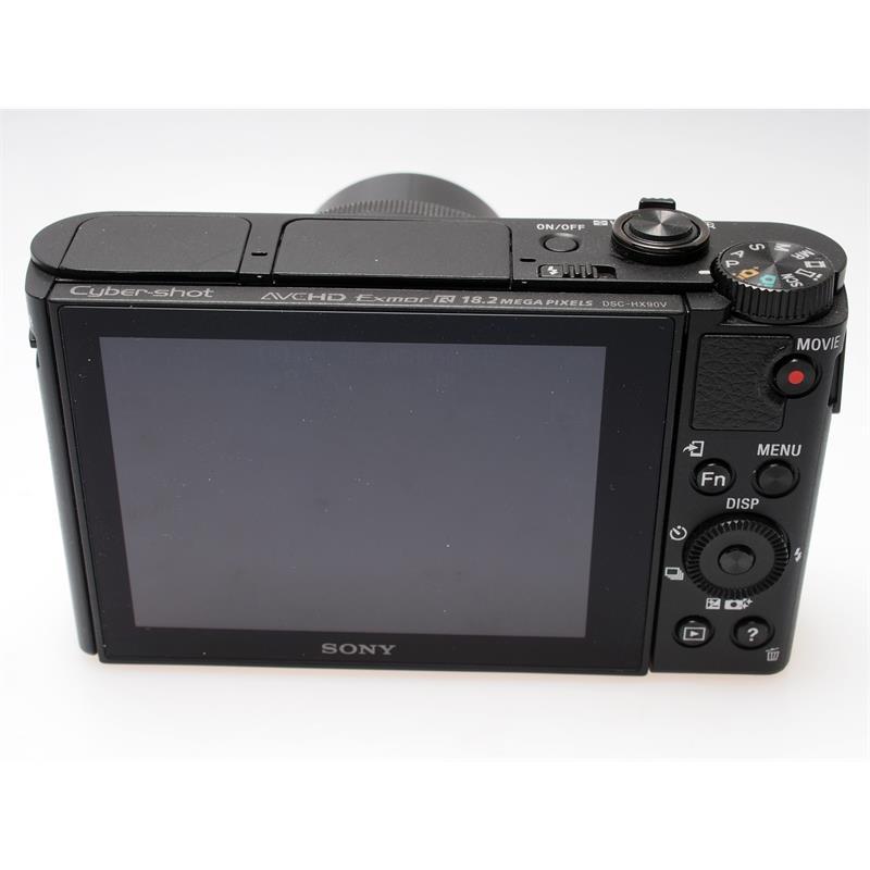 Sony DSC HX90V - Black Thumbnail Image 1