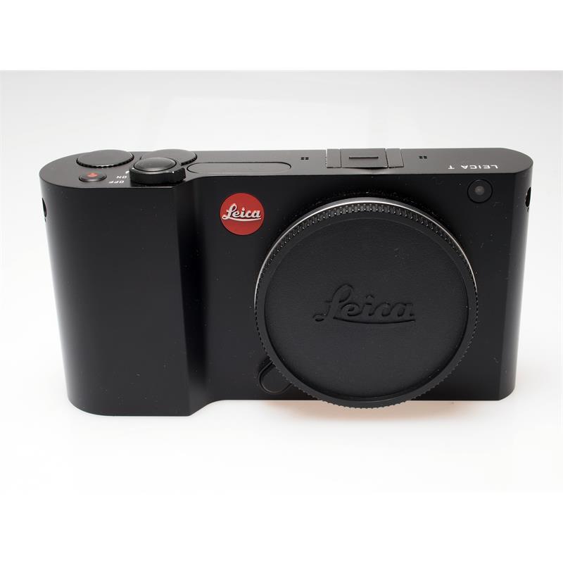 Leica T Black Body Only (Typ701) Thumbnail Image 0