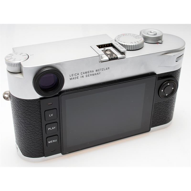 Leica M10 Body Only - Chrome Thumbnail Image 1