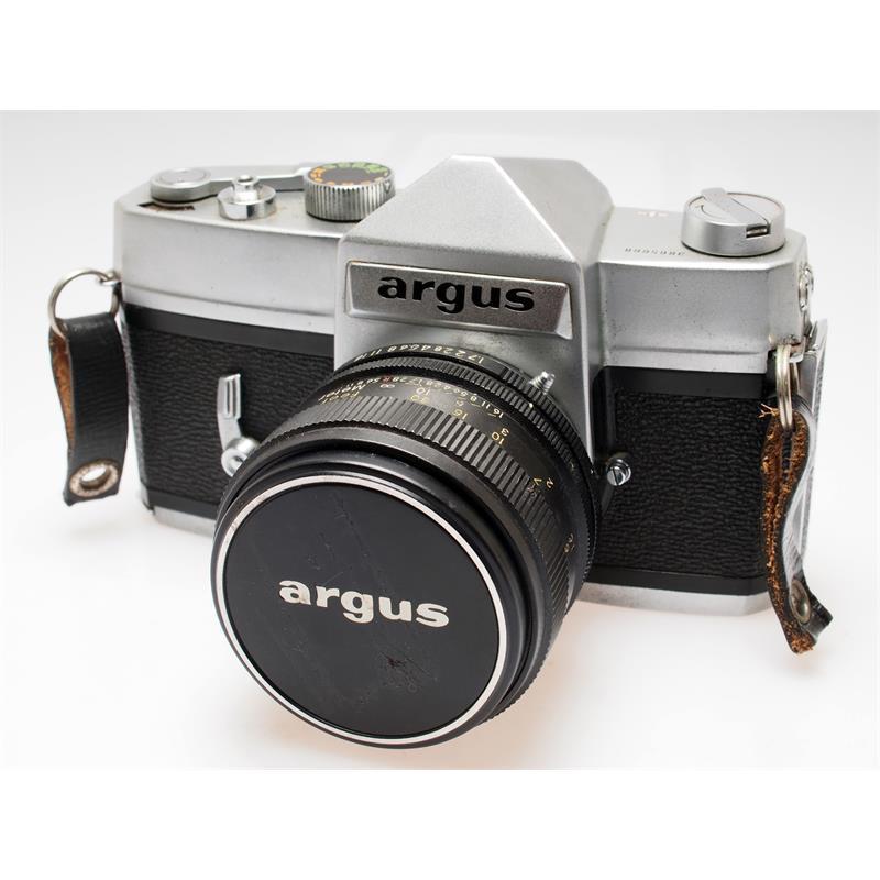 Agorfa 35mm SLR + 58mm f1.7 Thumbnail Image 0