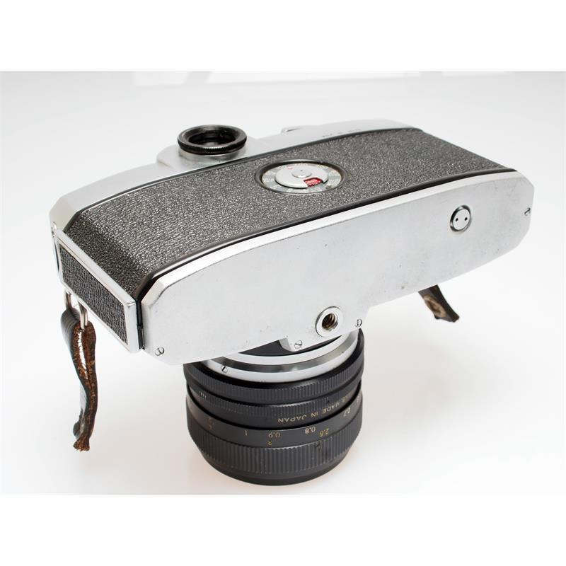 Agorfa 35mm SLR + 58mm f1.7 Thumbnail Image 2