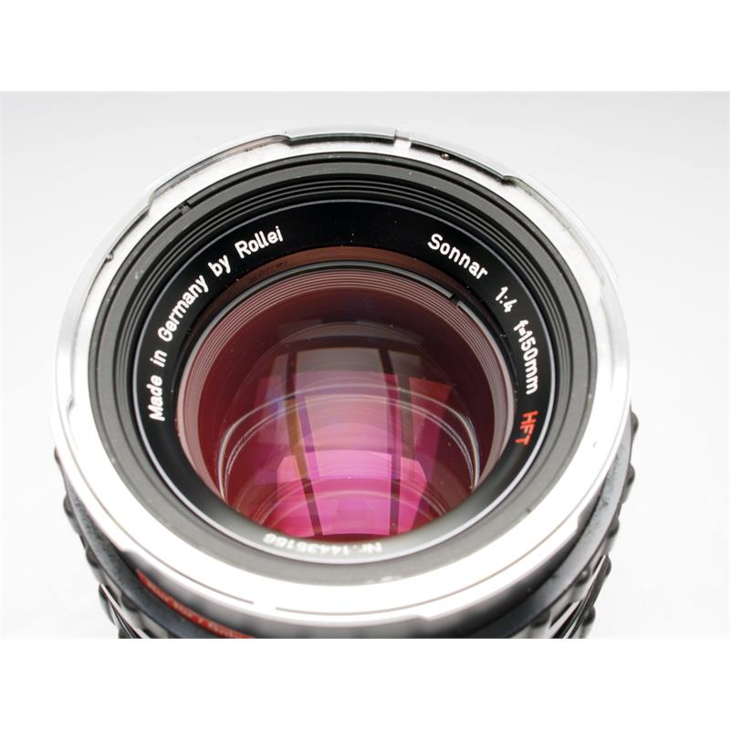 Rollei 150mm F4 PQS Thumbnail Image 1