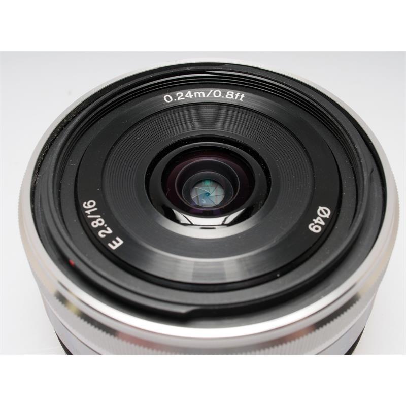 SONY 16mm F2.8 E Thumbnail Image 1