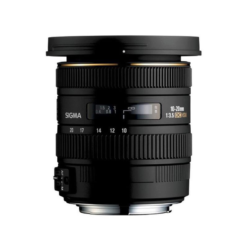 Sigma 10-20mm F3.5 EX DC HSM - Nikon AF    Image 1
