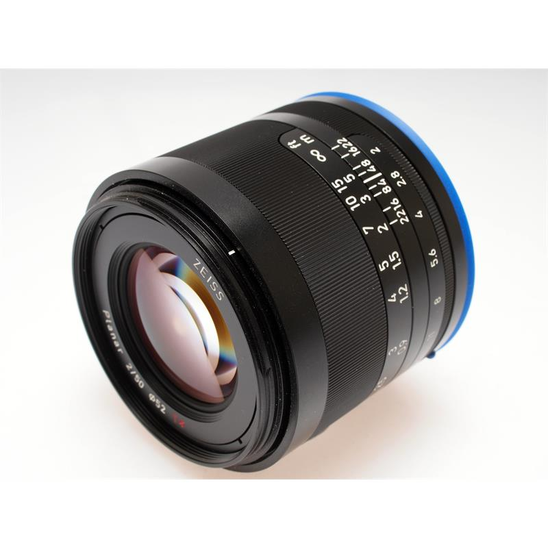 Zeiss 50mm F2 Loxia Planar T* - Sony E Thumbnail Image 0