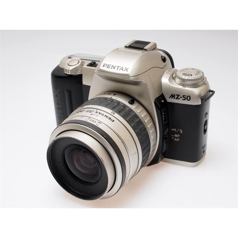 Pentax MZ50 + 35-80mm Thumbnail Image 0