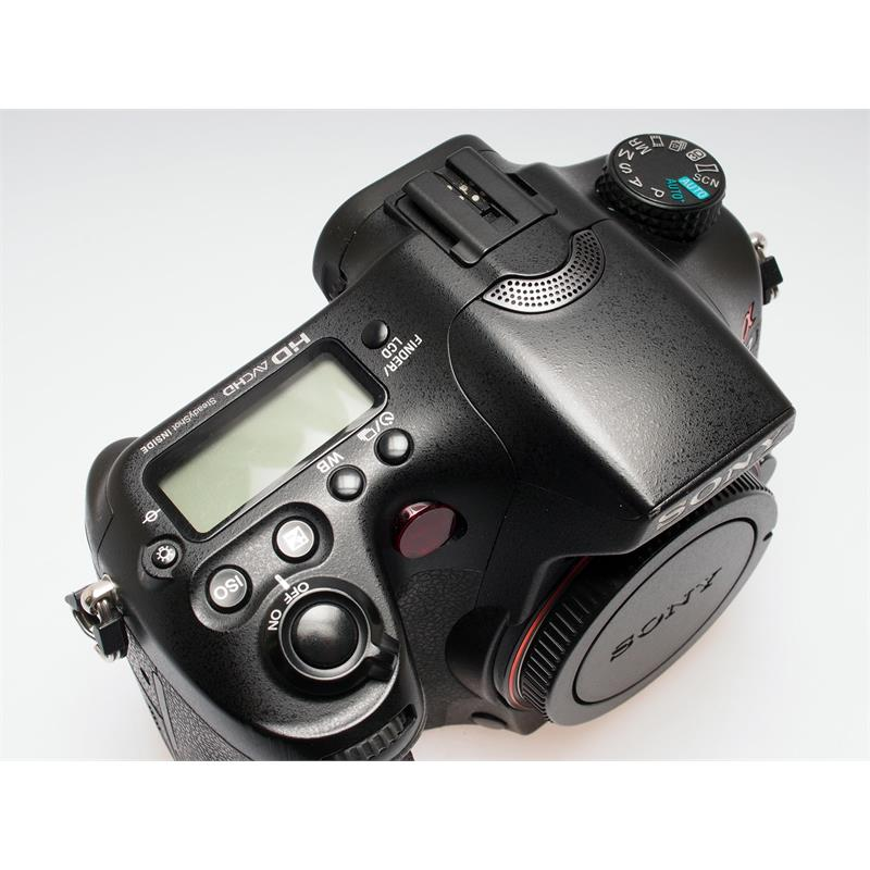 Sony A77 Body Only Thumbnail Image 1