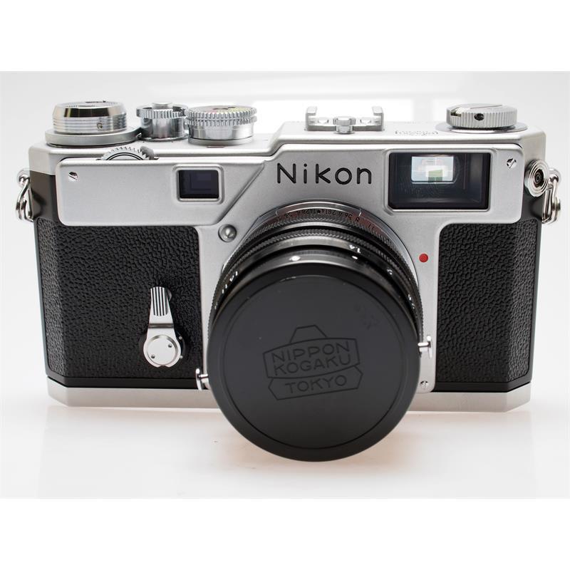 Nikon S3 Millennium + 50mm F1.4 Thumbnail Image 0