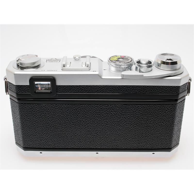 Nikon S3 Millennium + 50mm F1.4 Thumbnail Image 2