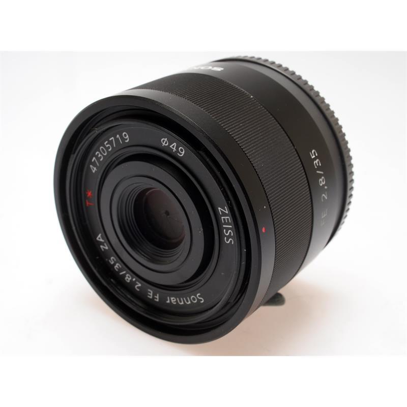 Sony 35mm F2.8 FE ZA Thumbnail Image 0