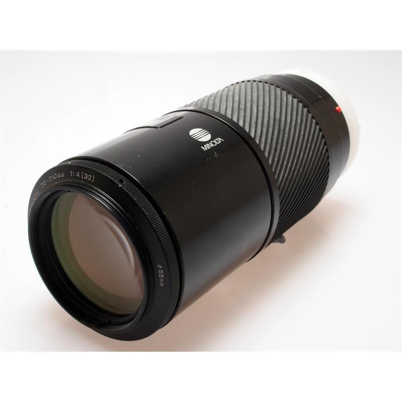 Minolta 70-210mm F4.5-5.6 AF Thumbnail Image 0
