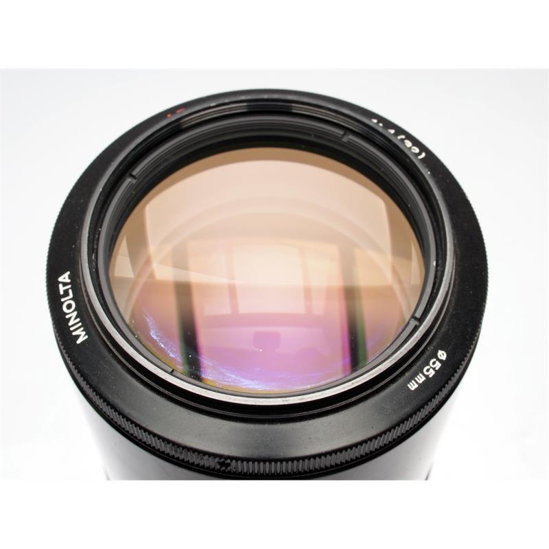 Minolta 70-210mm F4.5-5.6 AF Thumbnail Image 1