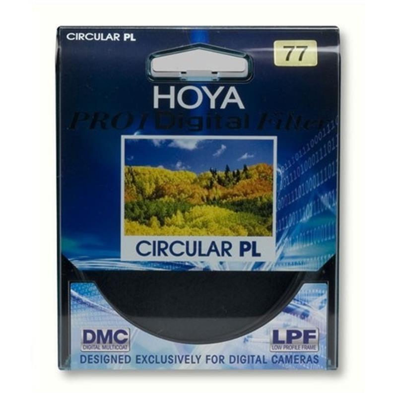 Hoya 58mm Circular Polarizer Pro-1 Digital  Image 1