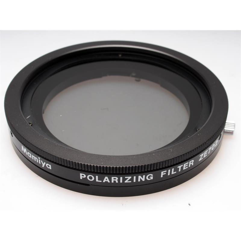 Mamiya ZE702 Polarising Filter Thumbnail Image 0