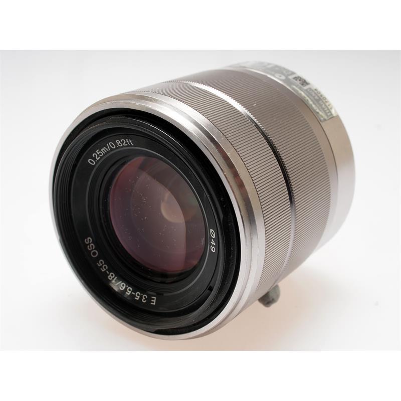Sony 18-55mm F3.5-5.6 OSS Thumbnail Image 0