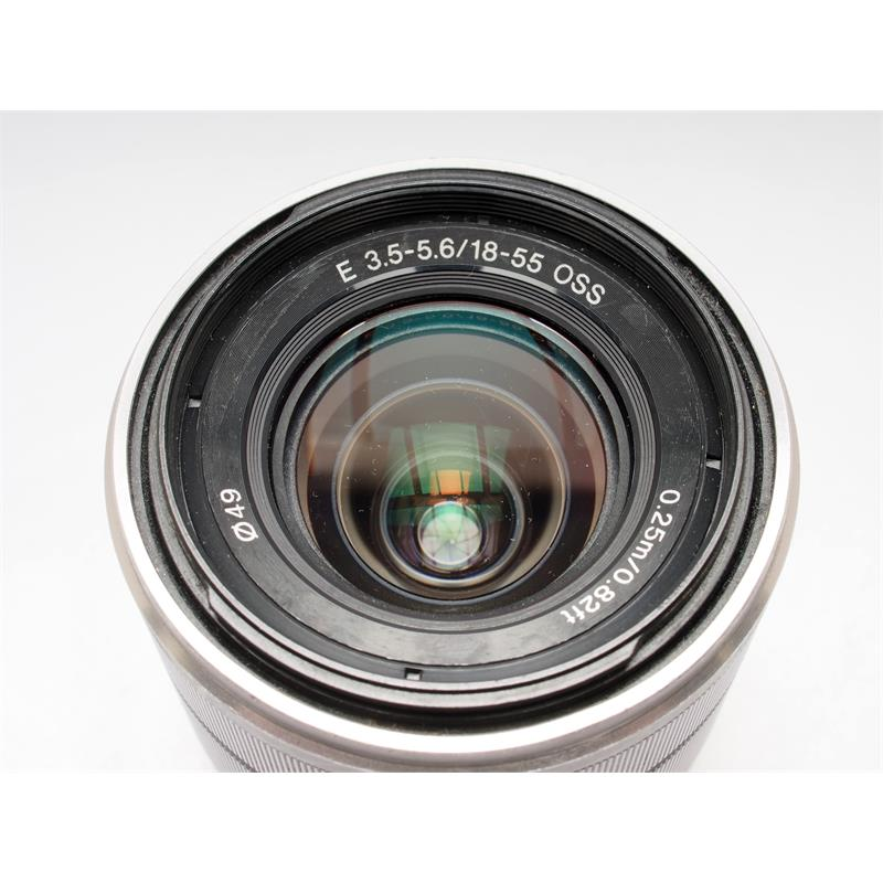 Sony 18-55mm F3.5-5.6 OSS Thumbnail Image 1