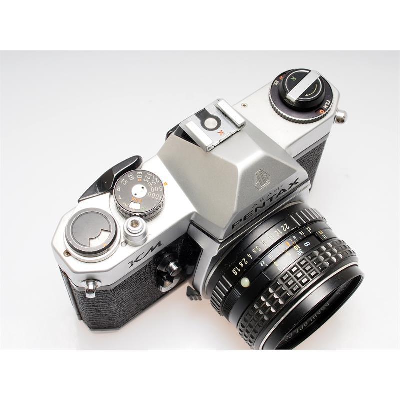 Pentax KM Chrome + 55mm F1.8 SMC Thumbnail Image 1
