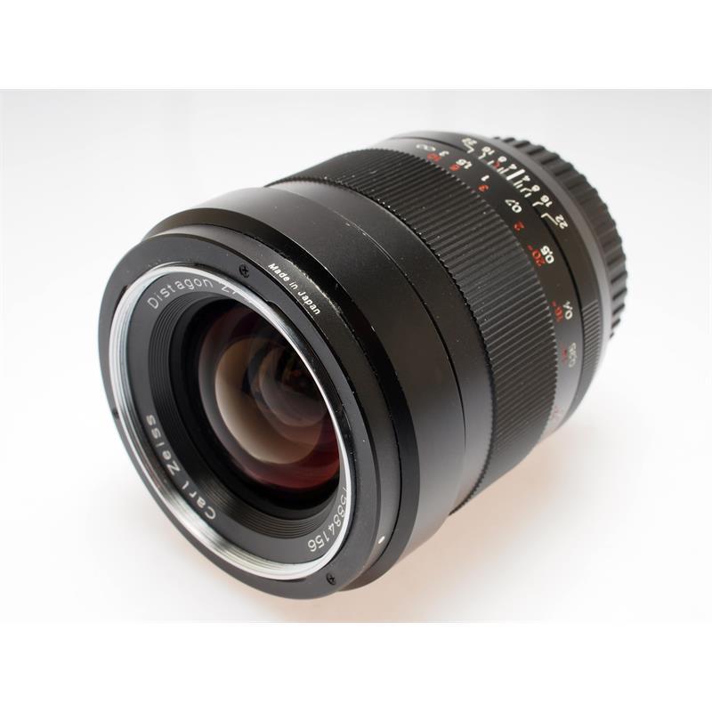 Zeiss 35mm F2 ZE Distagon Thumbnail Image 0