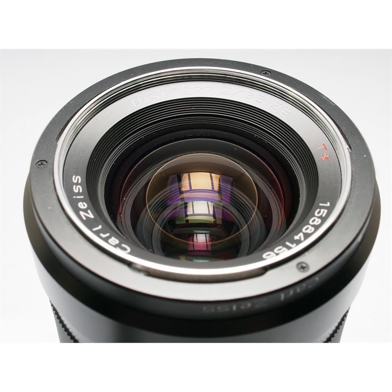 Zeiss 35mm F2 ZE Distagon Thumbnail Image 1
