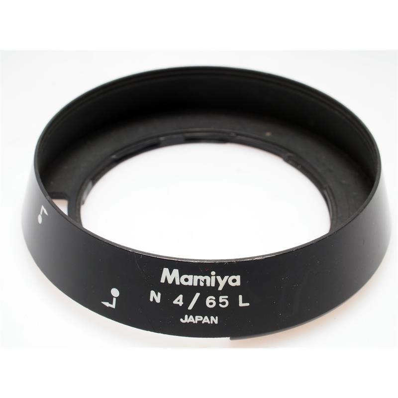 Mamiya Lens Hood 65mm F4 L Thumbnail Image 0