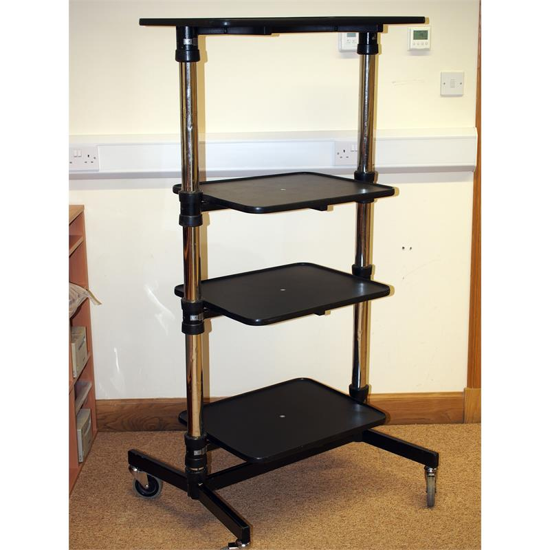 Uniloc Wheeled Projector Stand Thumbnail Image 0