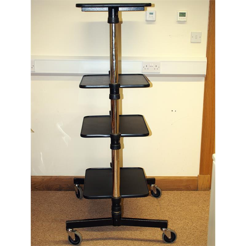 Uniloc Wheeled Projector Stand Thumbnail Image 1