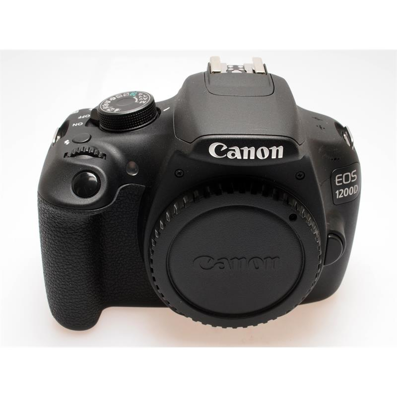 Canon EOS 1200D Body Only Thumbnail Image 0