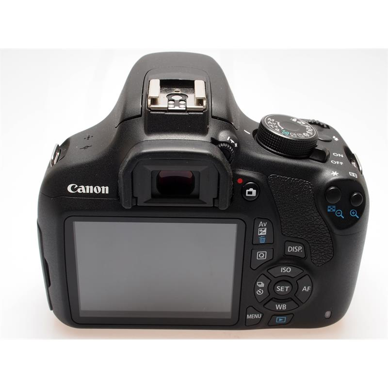 Canon EOS 1200D Body Only Thumbnail Image 2