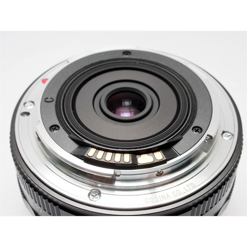 Voigtlander 20mm F3.5 SLII Asph - Canon EOS Thumbnail Image 2