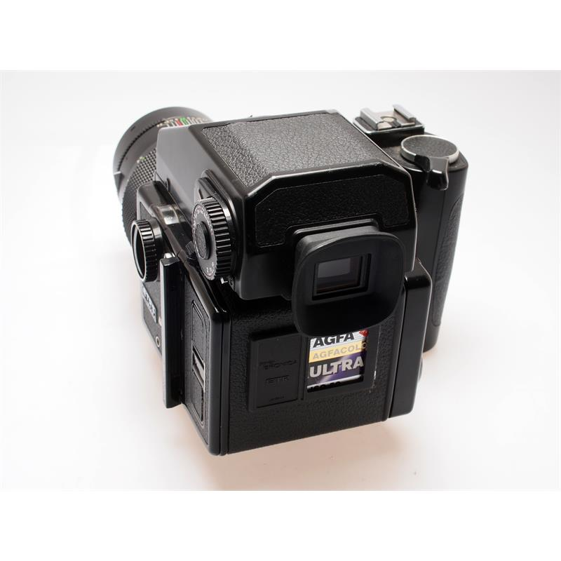 Bronica ETRS Complete + Prism + Speedgrip Thumbnail Image 2