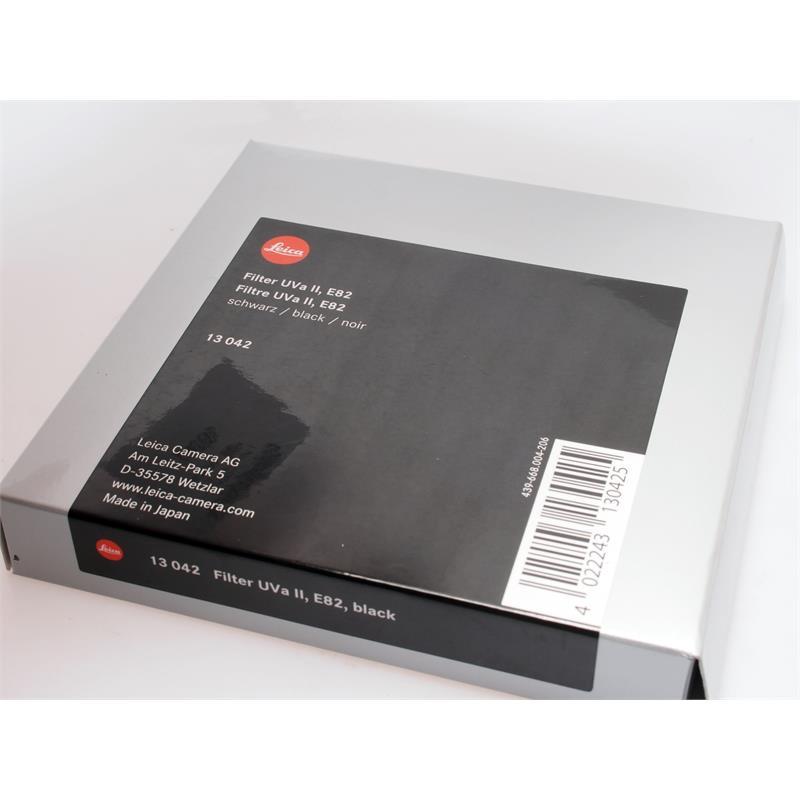 Leica E82 UVa II - Black Thumbnail Image 0